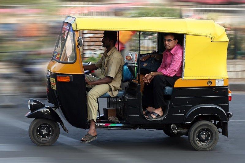 auto rickshaw-omyindian