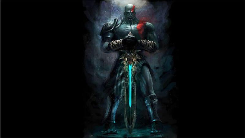 Blade of Olympus - Kratos