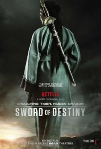 Crouching Tiger, HIdden DragonSword of Destiny