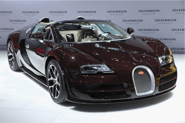 Mansory Vivere- Bugatti Veyron