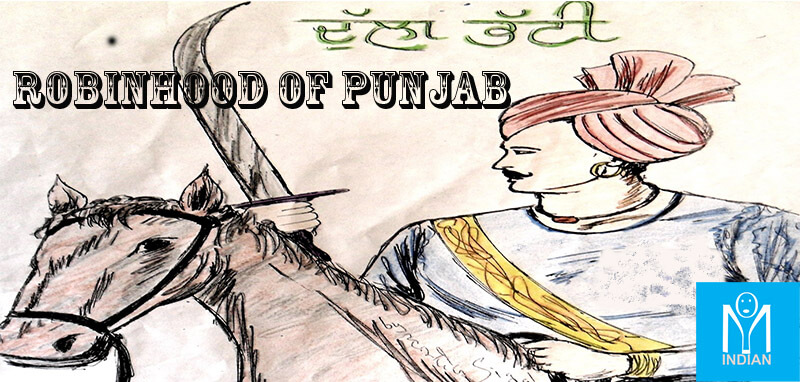 Robinhood of punjab