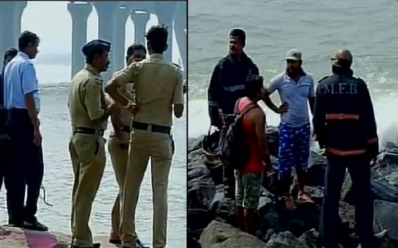 Bandra Bandstand 2016 Death Incident