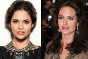 Esha-Gupta-–-Angelina-Jolie