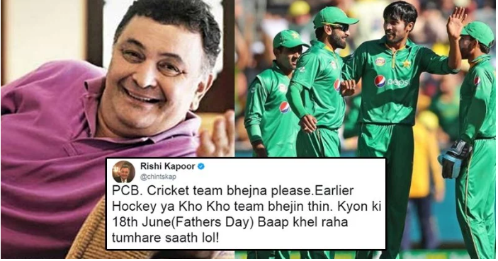 Rishi Trolled Pakistanis! Then They Abused RIshi Kapoor So Much That He Was Forced To Changed His Words