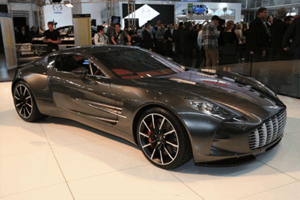 Aston Martin One