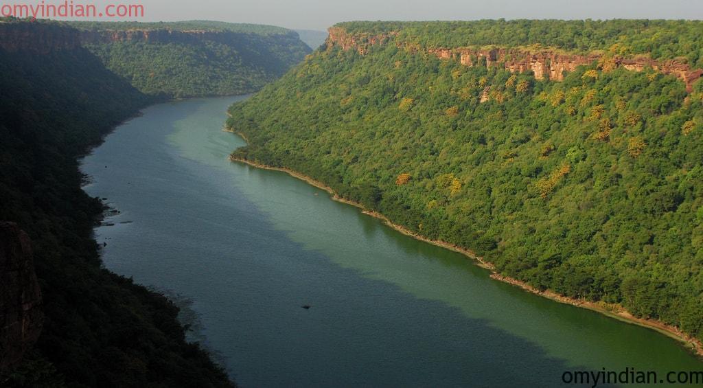 Chambal River Basin, Madhya Pradesh-min
